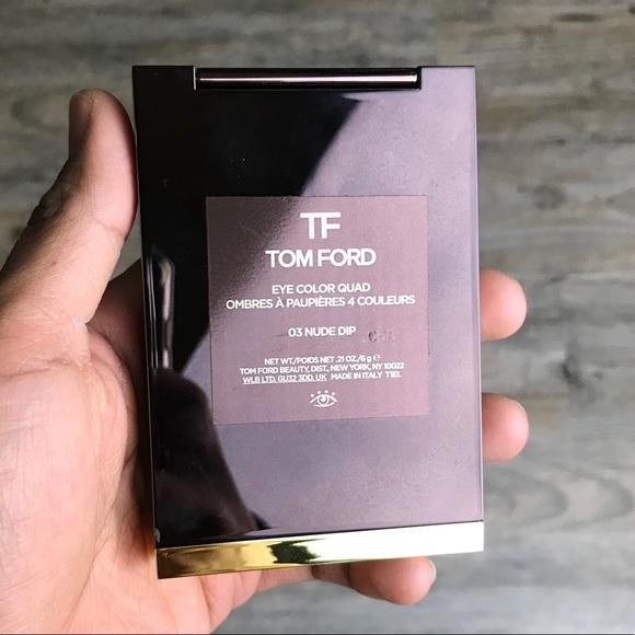 Eye Color Quad Eyeshadow Palette - TOM FORD | Sephora